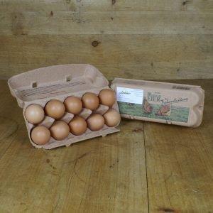 Eier Freilandhaltung L 10er 03 015 Hofladen Melder