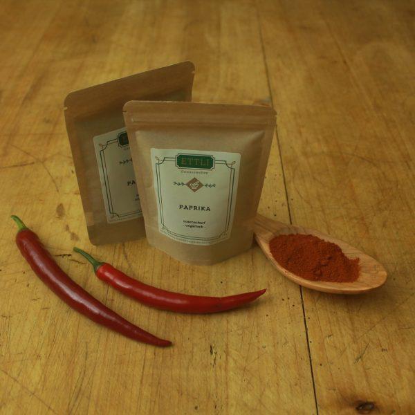 Paprika rosenscharf
