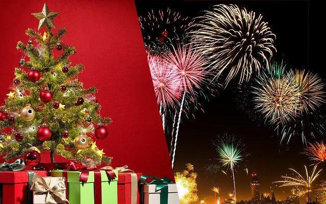 Verkaufszeiten Weihnachten und Silvester 2020