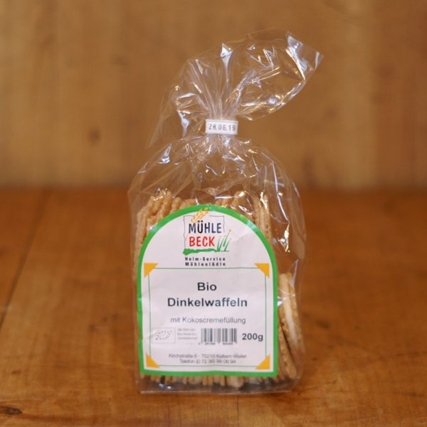 products bio dinkelwaffeln kokoscremefuellung 200g 02 133 hofladen melder