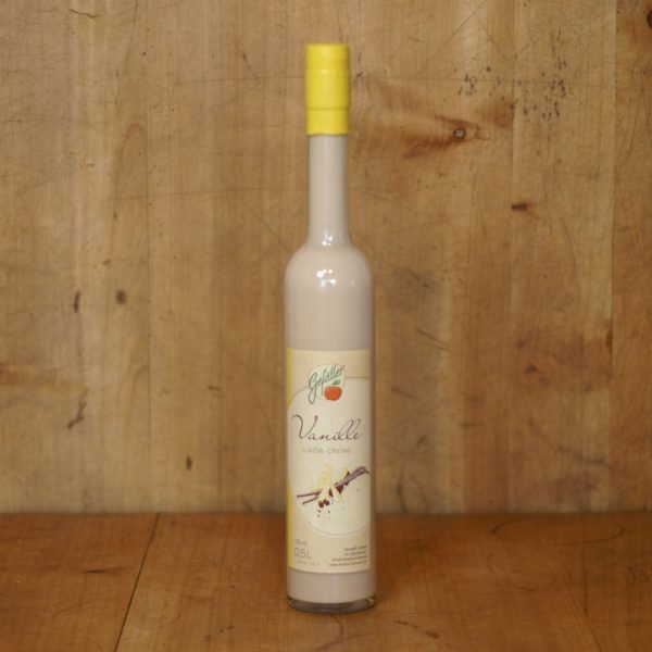 products vanille likoer creme 500ml 04 017 hofladen melder