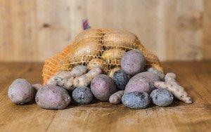 hofladen melder produkte kartoffeln