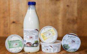 hofladen melder produkte milchprodukte