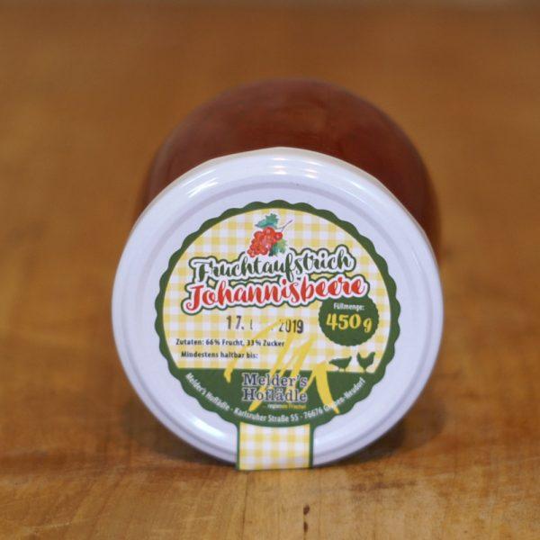 products fruchtaufstrich johannisbeere 450g 05 030 hofladen melder 1 1