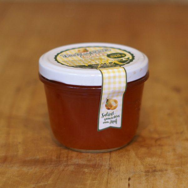 Fruchtaufstrich Quitte 240g 05-039 Hofladen-Melder