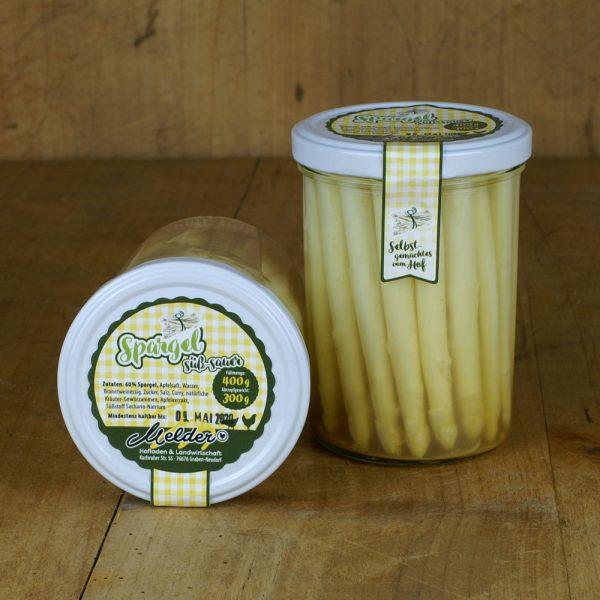 products spargel suess sauer 400g 05 050 hofladen melder
