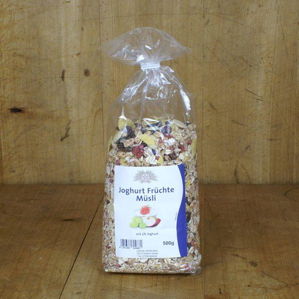 products joghurt fruechte muesli 500g 02 063 hofladen melder