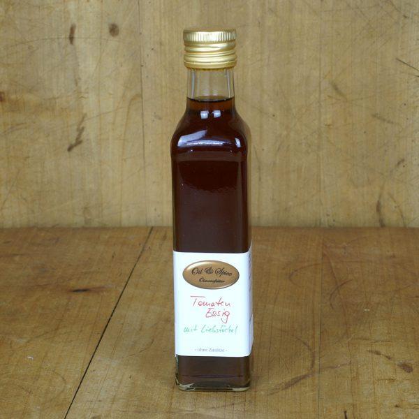 products tomaten essig mit liebstoeckel 250ml 06 045 hofladen melder