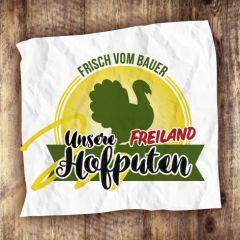 Das Bild zeigt das Hofputen-Logo.