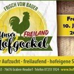 Schlachttermin Hofgockel 2020 01 10 Hofladen Melder