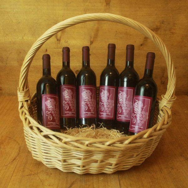 Rotwein 6 Flaschen