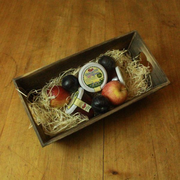 Fruchtaufstrich Apfel-Pflaume