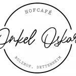 Das Bild zeigt das Onkel Oskar Logo.